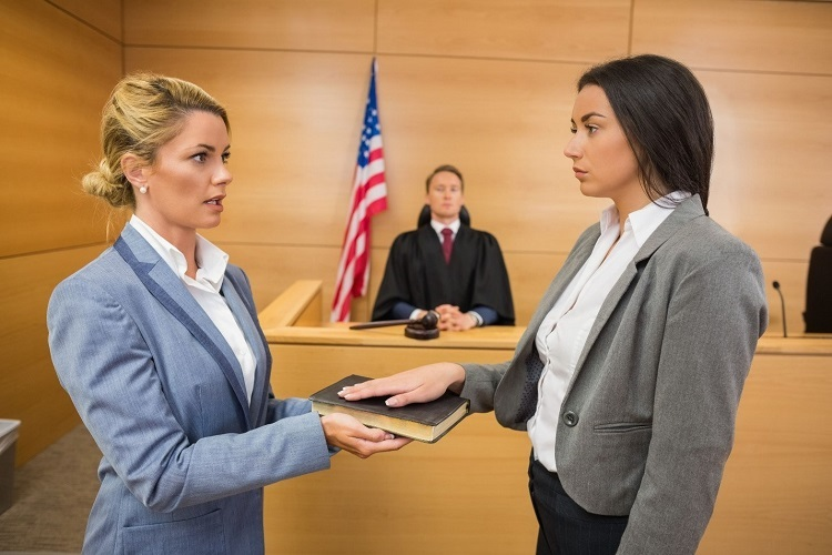 What does a criminal lawyer do?