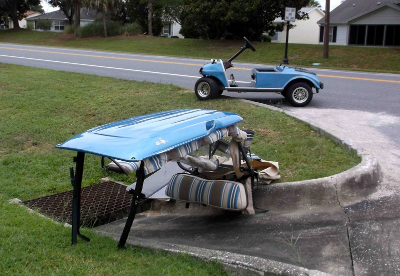 Common Causes of Golf Cart Accidents