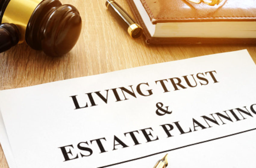 The California Probate Code about the forgotten property in a living trust