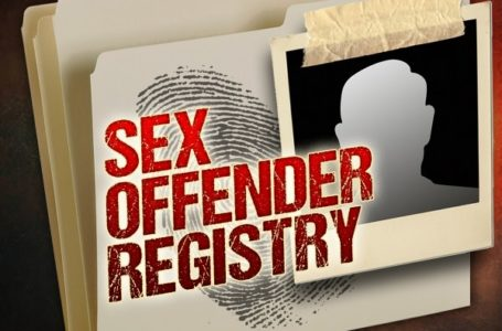 Where is the Current Sex Offender List for Texas?